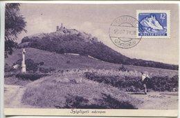 Szigliget - Castle (Maximum Card) - Hongrie