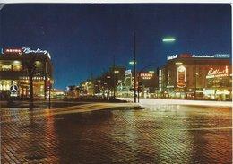 Germany - Hamburg  St. Pauli. Reeperbahn.  Sent To Denmark. 1973.  B-3387 - Germany