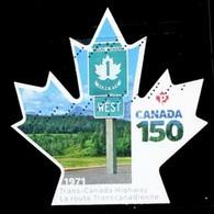 Canada (Scott No.3001 - 150e Du Canada / Vanata 150th) (o) - 1952-.... Règne D'Elizabeth II