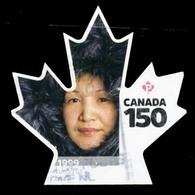 Canada (Scott No.3006 - 150e Du Canada / Vanata 150th) (o) - 1952-.... Règne D'Elizabeth II