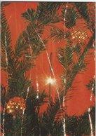 Poland - Christmascard. Sent To Sweden .   B-3390 - Christmas