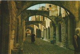 Greece - Rhodes. Old City.. Sent To Sweden .   B-3391 - Greece