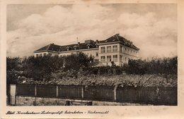 ! Stadt. Krankenhaus Lugwigsstift Edenkoben - Rückansisht - Edenkoben