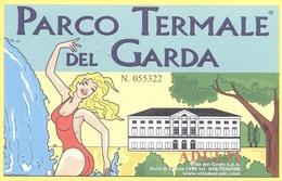 COLA' DI LAZISE - Parco Termale Del Garda - Villa Dei Cedri - Biglietto D'Ingresso Adulti - Tickets - Vouchers