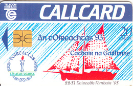 IRELAND - An TOireachtas 1993, Chip GP1, 10/93, Used - Ireland