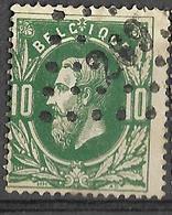 8S-742: N° 30: Ps:269: NEUFCHATEAU - 1869-1883 Leopold II.