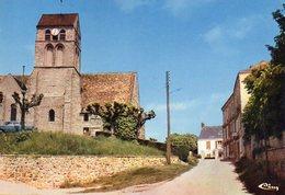 FORGES LES BAINS   L'église - Autres Communes