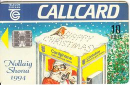 IRELAND - Christmas 1994, 12/94, Used - Ireland