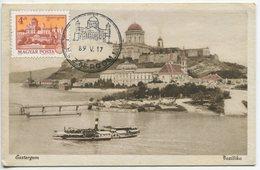 Esztergom - Basilical (Maximum Card) - Hongrie
