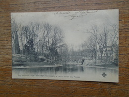 """Clermont-ferrand , Le Lac Du Jardin Des Plantes """" Carte De 1904 """" - Clermont Ferrand"""