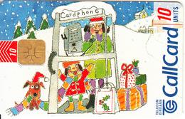 IRELAND - Christmas 1996, 11/96, Used - Ireland