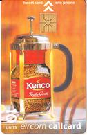 IRELAND - Kenco Coffee, Chip GP1, Used - Ireland