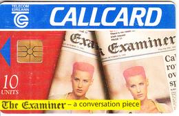 IRELAND - The Examiner, Chip GEM1.3, 01/96, Used - Ireland