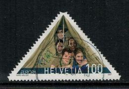 Suisse // Schweiz // Switzerland // 2000-2009 // 2007 100 Ans Du Mouvement Scout Oblitéré No.1230 - Switzerland
