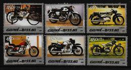 GUINEE BISSAU  N° 1992/97  * *  ( Cote 13.50e )  Motos - Motos