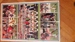 Poster Juventus 1985 (de Onze) - Football
