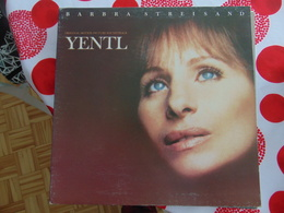 Trame Sonore/Barbra Streisand- Yentl - Filmmusik