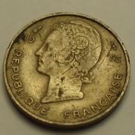 1956 - Afrique Occidentale Française - French West Africa - 5 FRANCS - KM 5 - Monnaies