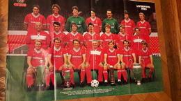 Poster Liverpool 1985 (de Onze) - Football