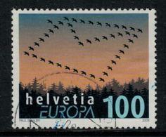 Suisse // Schweiz // Switzerland // 2000-2009 // 2008 , Lettre D'amour, Oblitéré No.1276 - Switzerland