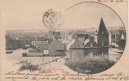 CPA Précurseur La Panne S. M. - Panorama - De Panne