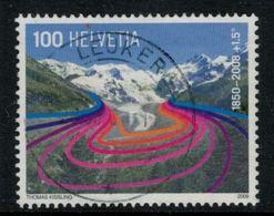 Suisse // Schweiz // Switzerland // 2000-2009 // 2009 , Protégez Les Glaciers, Oblitéré No.1300 - Switzerland