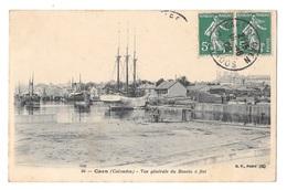 (22647-14) Caen - Vue Générale Du Bassin à Flot - Caen