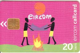 IRELAND - Eircom Callcard Competition '99/Overall Winner, Used - Ireland