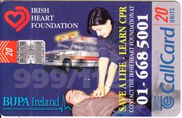 IRELAND - Irish Heart Foundation, 01/99, Used - Ireland