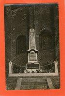 Carte-Photo - SENLIS-le-SEC - Monument Aux Morts - - Otros Municipios