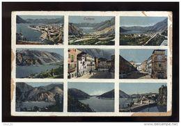 B1737 MONTENEGRO - CATTARO / KOTOR  - MULTI VEDUTE / MULTIPLE VIEWS (1919) - Montenegro