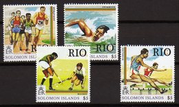 Soloman Islands Olympic Games 2016 RIO Medal Winners Hockey,Swimming And Others. - Zomer 2016: Rio De Janeiro