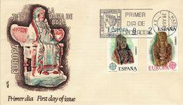 SPAIN  1974  EUROPA CEPT FDC - Europa-CEPT