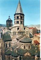 CLERMONT-FERRAND : Eglise Notre-Dame Du Port - Le Chevet - Clermont Ferrand