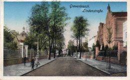 ! Grevenbroich - Lindenstrasse - Grevenbroich
