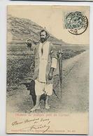 Pêcheur De Poulpe Près Du Carmel -  Tarazi & Fils Beyrouth Damas, Jérusalem N° 496 - Turquie