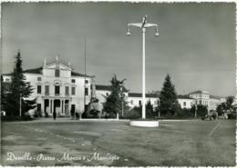 DUEVILLE  VICENZA  Piazza Monza  Municipio Villa Veneta - Vicenza