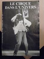 Cirque Dans L'univers Circus Circo Club Nr 2 1991 - Livres, BD, Revues