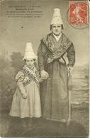 27  BEUZEVILLE Costumes écrite En 1907 - France