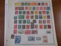 Lot N° 640  CANADA Neufs Ou Obl. Sur Page D'albums .. No Paypal - Stamps