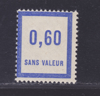 FRANCE FICTIF N°  F47 ** MNH Timbre Neuf Sans Charnière, TB - Fictifs