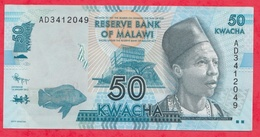 Malawi 20 Kwacha Du 31/10/2007----UNC - Malawi