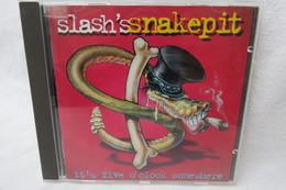 """CD """"Slash's Snakepit"""" It's Five O'clock Somewhere - Hard Rock & Metal"""