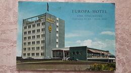 Europa Hotel Kehl Strasbourg Dreikönig Wirtshaus - Dépliants Touristiques