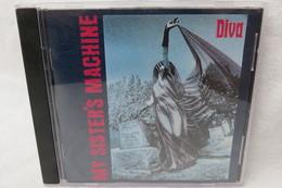 """CD """"My Sister's Machine"""" Diva - Hard Rock & Metal"""