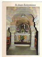 42 ST JEAN SOLEYMIEUX La Crypte - Saint Jean Soleymieux