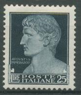 Italien 1929 Kaiser Augustus 316 X Mit Falz - 1900-44 Victor Emmanuel III
