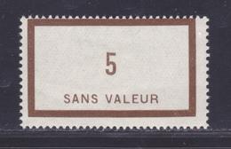 FRANCE FICTIF N°  F20 ** MNH Timbre Neuf Sans Charnière, TB - Fictifs