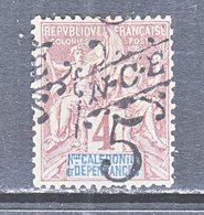 NEW  CALEDONIA   60   * - Unused Stamps
