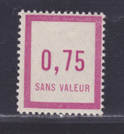 FRANCE FICTIF N°  F14 ** MNH Timbre Neuf Sans Charnière, TB - Fictifs